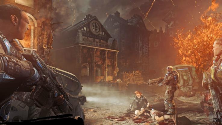 FOTO: Gears of War: Judgment