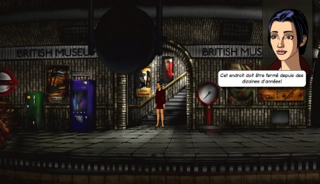 FOTO: Broken Sword 2: The Smoking Mirror