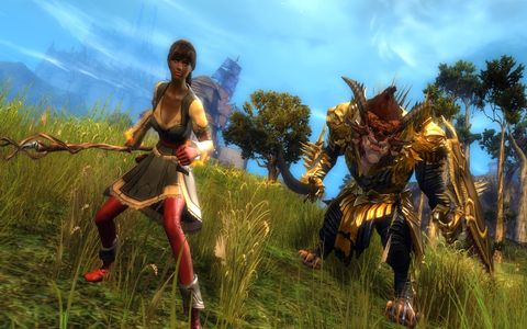 FOTO: Guild Wars 2: Flame and frost