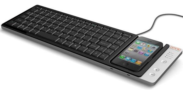 FOTO: Omnio Wow-Keys - klávesnice pro iPhone