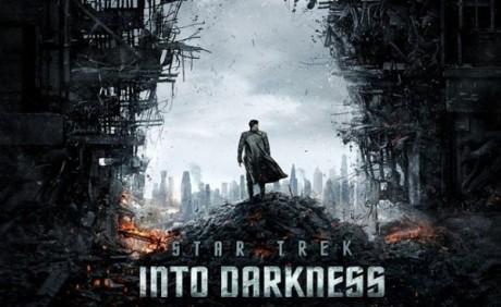 Plakát připravovaného sequelu Star Trek Into Darkness. Zdroj: Bontonfilm CZ