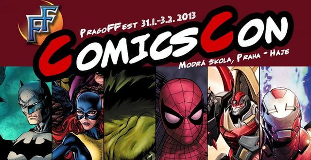 FOTO: ComicsCon 2013