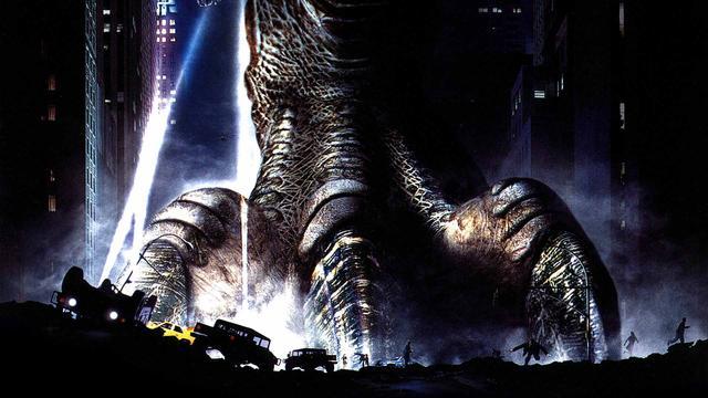 FOTO: Film Godzilla