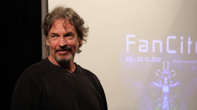 FOTO: Gary Graham na FanCity 2012