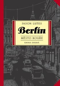 obálka Jason Lutes: Berlín #2