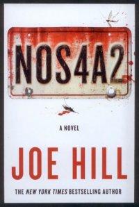 obálka Joe Hill NOS4A2 (US)