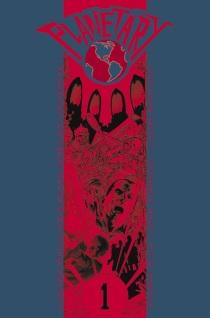 obálka John Cassaday: Planetary #1