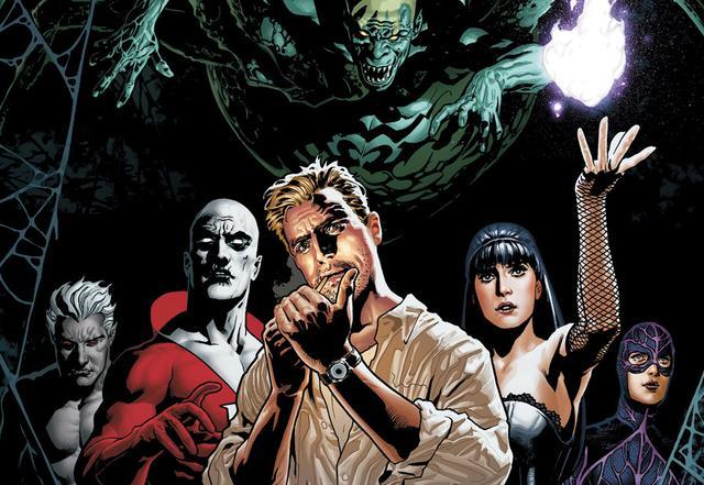 FOTO: Justice League Dark