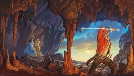 Epická fantasy sága Kolo času je u konce. Zdroj: ilustrace na oficiální obálce