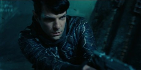 Spock v akci. Zdroj: Bontonfilm CZ