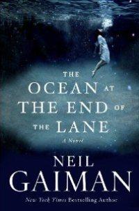 obálka Neil Gaiman: The Ocean at the End of the Lane
