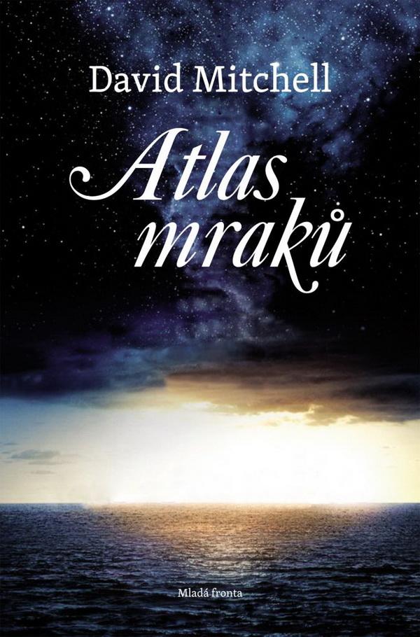 obálka David Mitchell: Atlas mraků