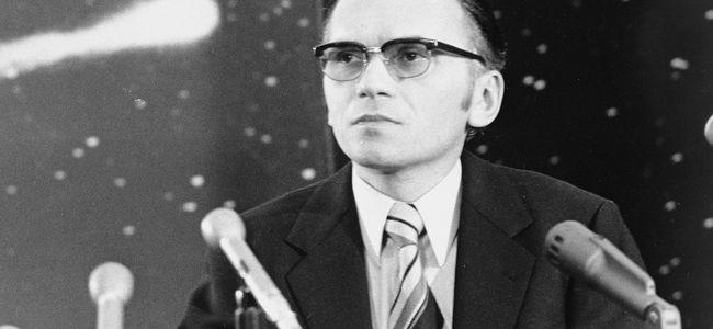 Luboš kohoutek 1973. Foto: NASA