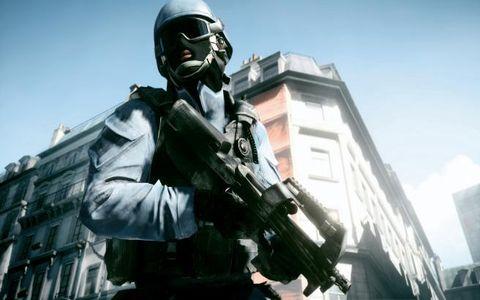 FOTO: Battlefield 3 Paris priorita