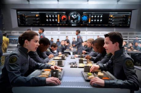 I budoucí naděje země musí jíst, Zdroj: Summit Entertainment
