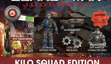 FOTO: Gears of War- Judgment's Kilo Squad Edition