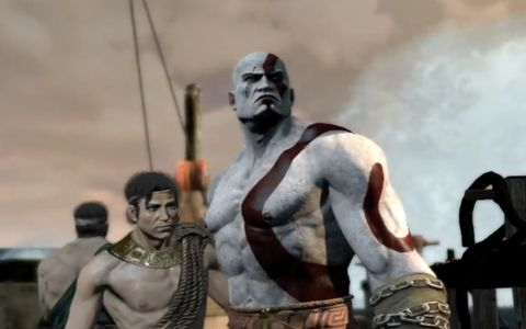FOTO: God of War- Ascension priorita