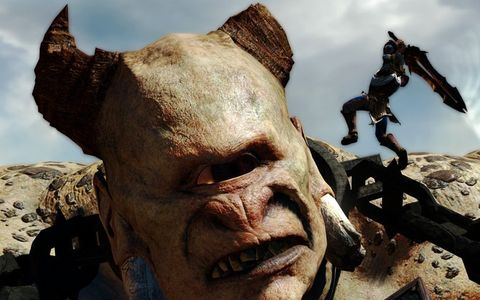 FOTO: God of War Ascension