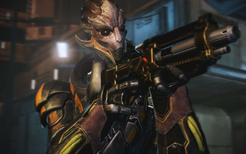 FOTO: Mass Effect 3 - Reckoning