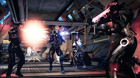 FOTO: Mass Effect 3