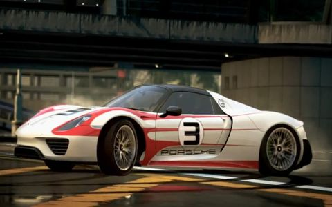 FOTO: Need for Speed Most Wanted