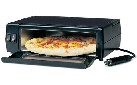FOTO: Přenosná trouba na pečení pizzy priorita