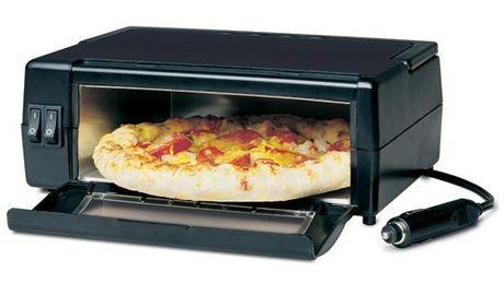 FOTO: Přenosná trouba na pečení pizzy