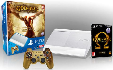 FOTO: PS 3 bundle God of War Ascension