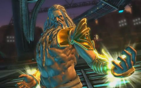 FOTO: PlayStation All-Stars Battle Royale - Zeus priorita