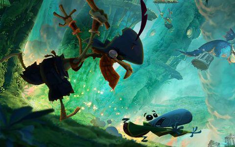 FOTO: Rayman Legends priorita