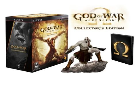 FOTO: Sběratelská edice God of War Ascension