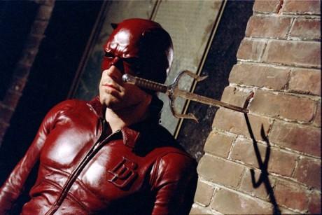 Ben Affleck jako slepý hrdina Daredevil. Zdroj: distributor filmu
