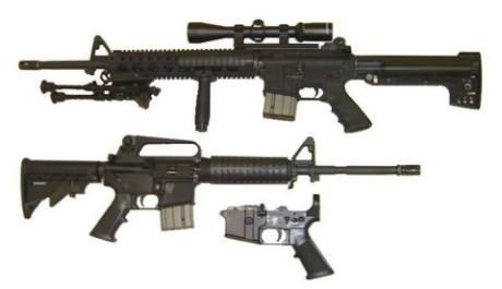 Zákonné kličky si lidé vždycky najdou. Samotná zbraň AR-15 je dobrým příkladem. Zdroj: Wikipedia.org