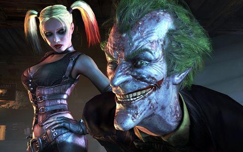 OBR.: Batman: Arkham City