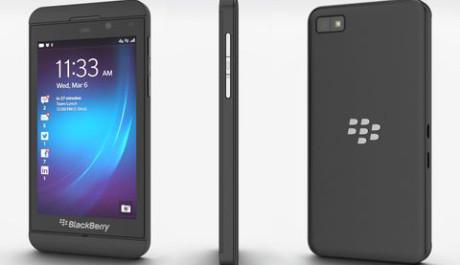 Z10 je krasavec a nový systém taky vypadá dobře. Bude mít BlackBerry úspěch? Zdroj: BlackBerry