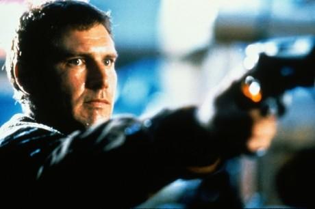 FOTO: Harrison Ford ve filmu Blade Runner.