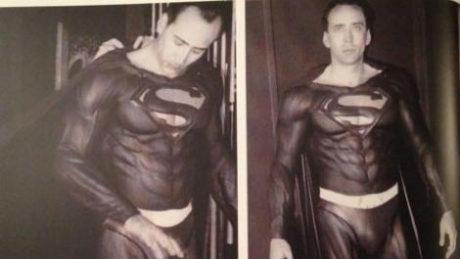 Libí se vám Nicolas Cage jako Superman? Zdroj: Total Film