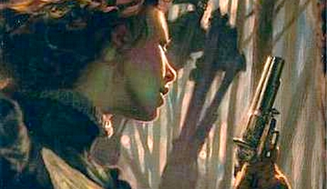 Cherie Priestová: Bitevník (ilustrační)