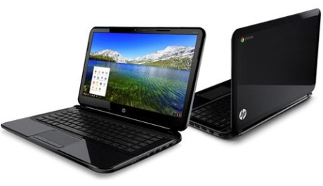 OBR.: Chromebook Hewlet Packard