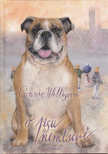 Connie Willisová: ...o psu nemluvě (obálka)