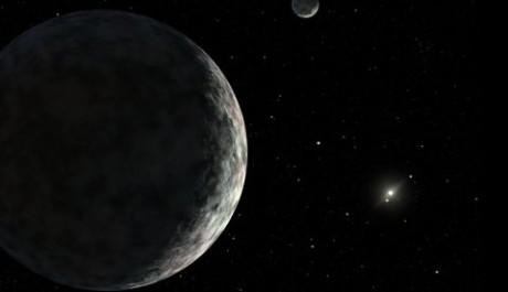 Trpasličí planeta Eris možná bude ještě hodně důležitá. Zdroj: NASA.gov