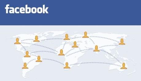 Facebook spojuje lidi pouze virtuálně. Na to by měl pamatovat každý uživatel Zdroj: reprofoto Facebook.com