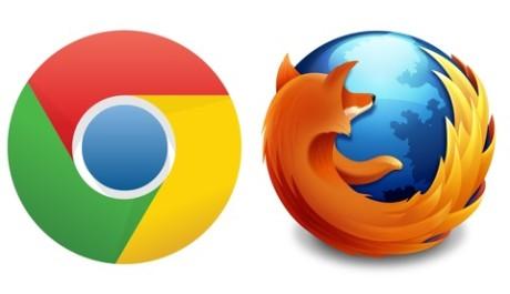 Zkuste to se zkratkami vydržet, vyplatí se to. Zdroj: Google.com & Mozilla.org