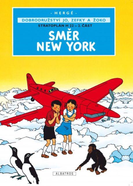 obalka Hergé: Dobrodružství Jo, Zefky a Žoko #2