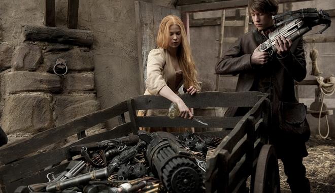 FOTO: Jeníček a Mařenka: Lovci čarodějnic