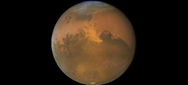 FOTO: Planeta Mars