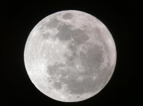FOTO: Měsíc