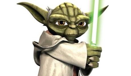 O své věci se nemusíte bát, Yoda vycítí sebenepatrnější narušení Síly. Zdroj: reprofoto Amazon.com