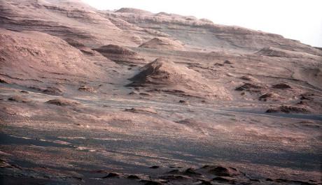 FOTO: Povrch planety Mars