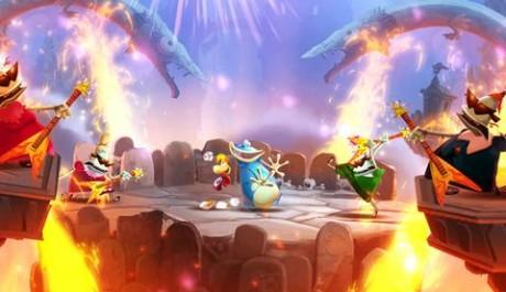 Rayman se nakonec podívá a na konzole PS3 a Xbox 360. Zdroj: Oficiální stránky hry